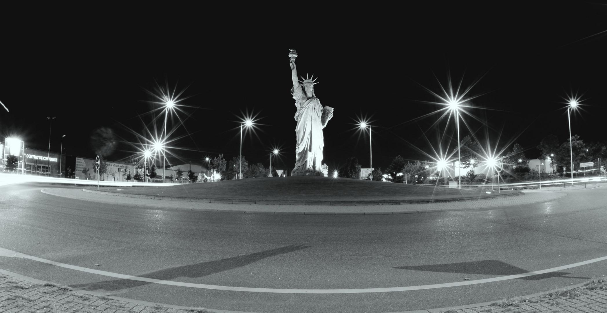Colmar statue de la liberté