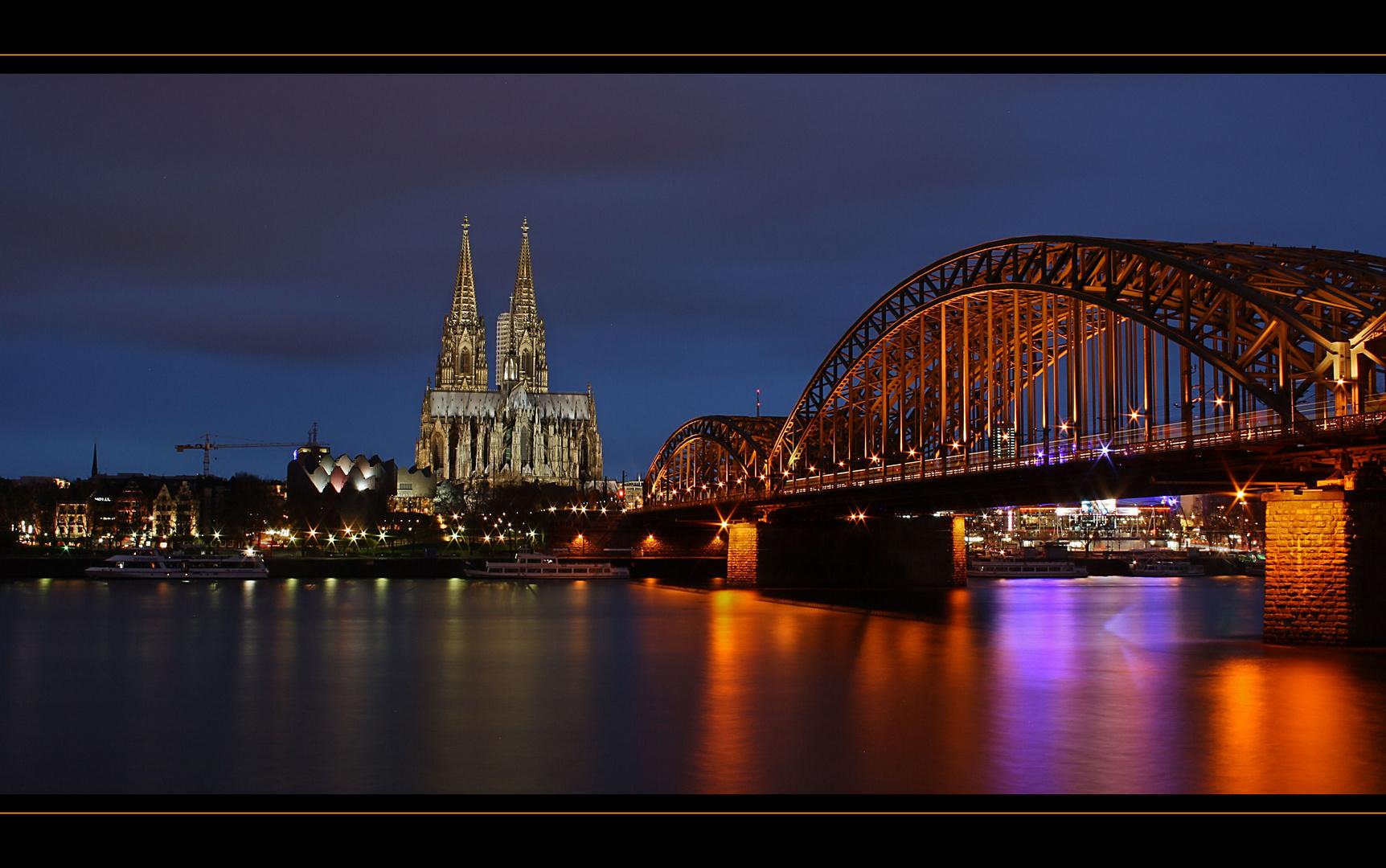 ~ Cologne ~
