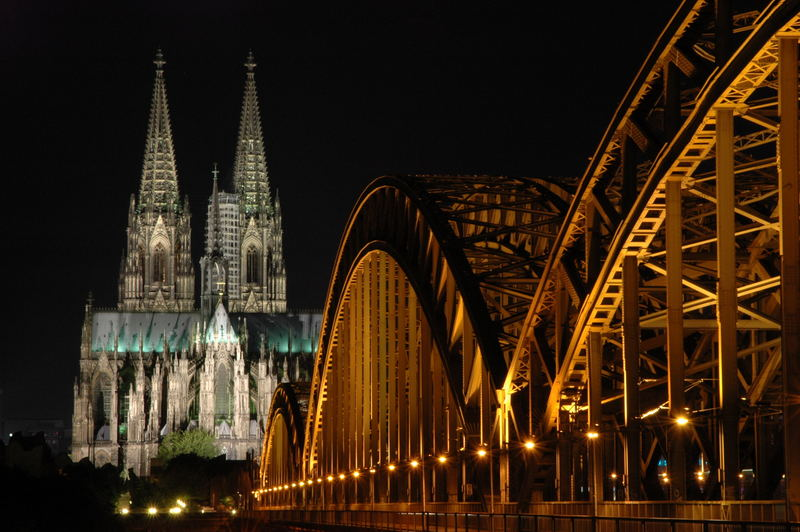 Cologne by the night01