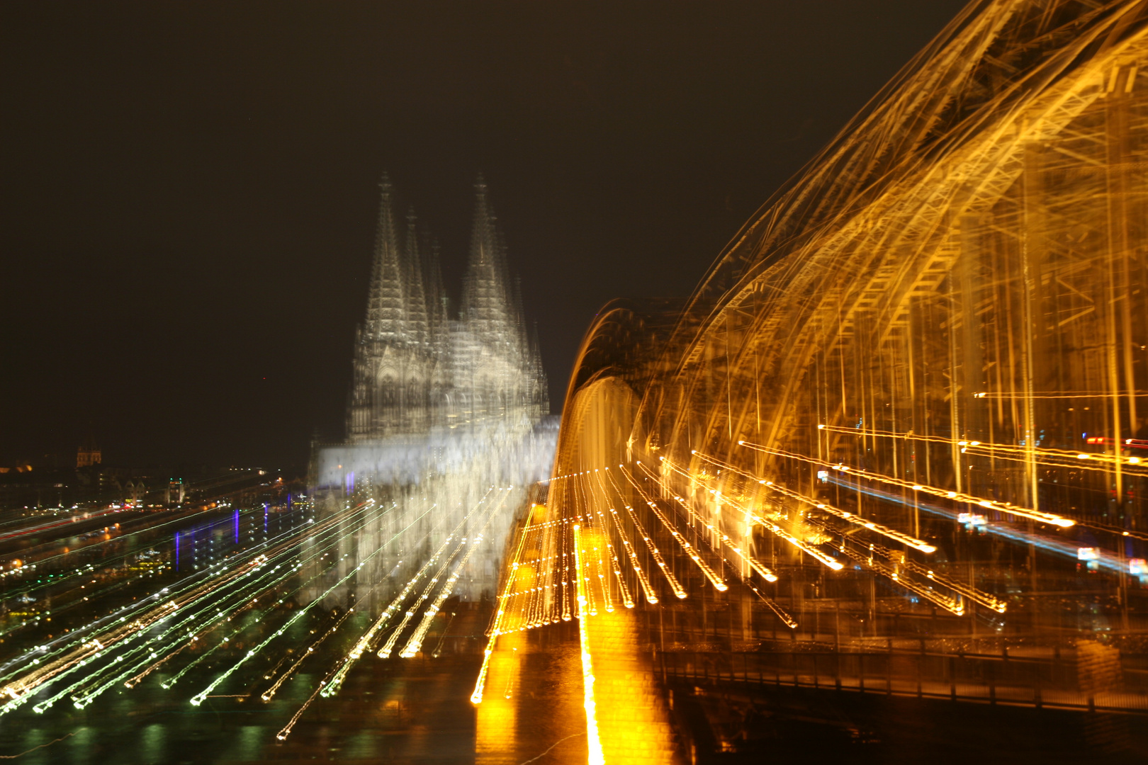 . . . cologne in motion . . .