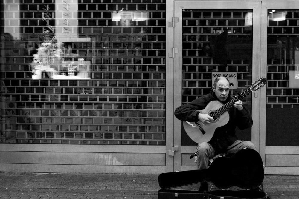 Cologne Musician 2