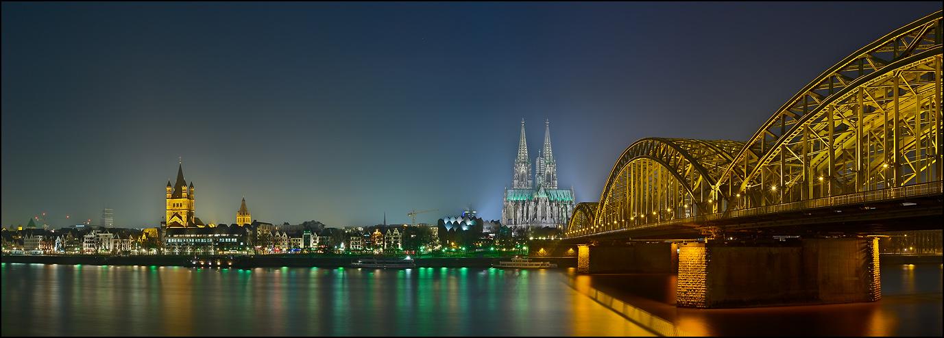Cologne ~ Pano