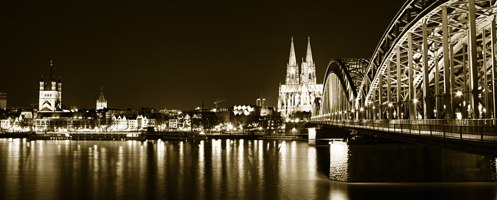 Cologne Panorama I