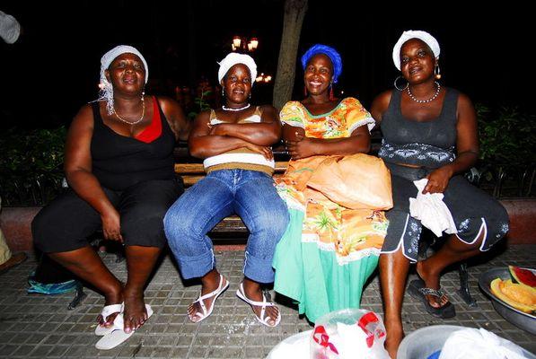 Colombia Maravillosa - Cartagena de Indias por la noche 2007