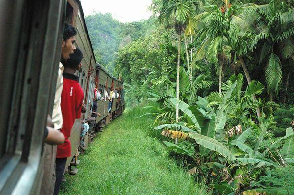 Colombo-Kandy
