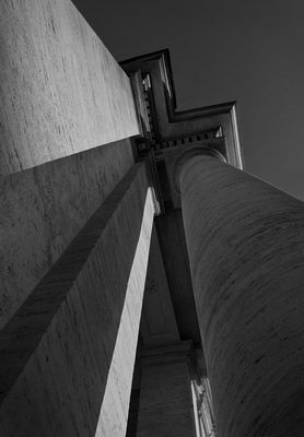 Colonnade at St. Peter's Square
