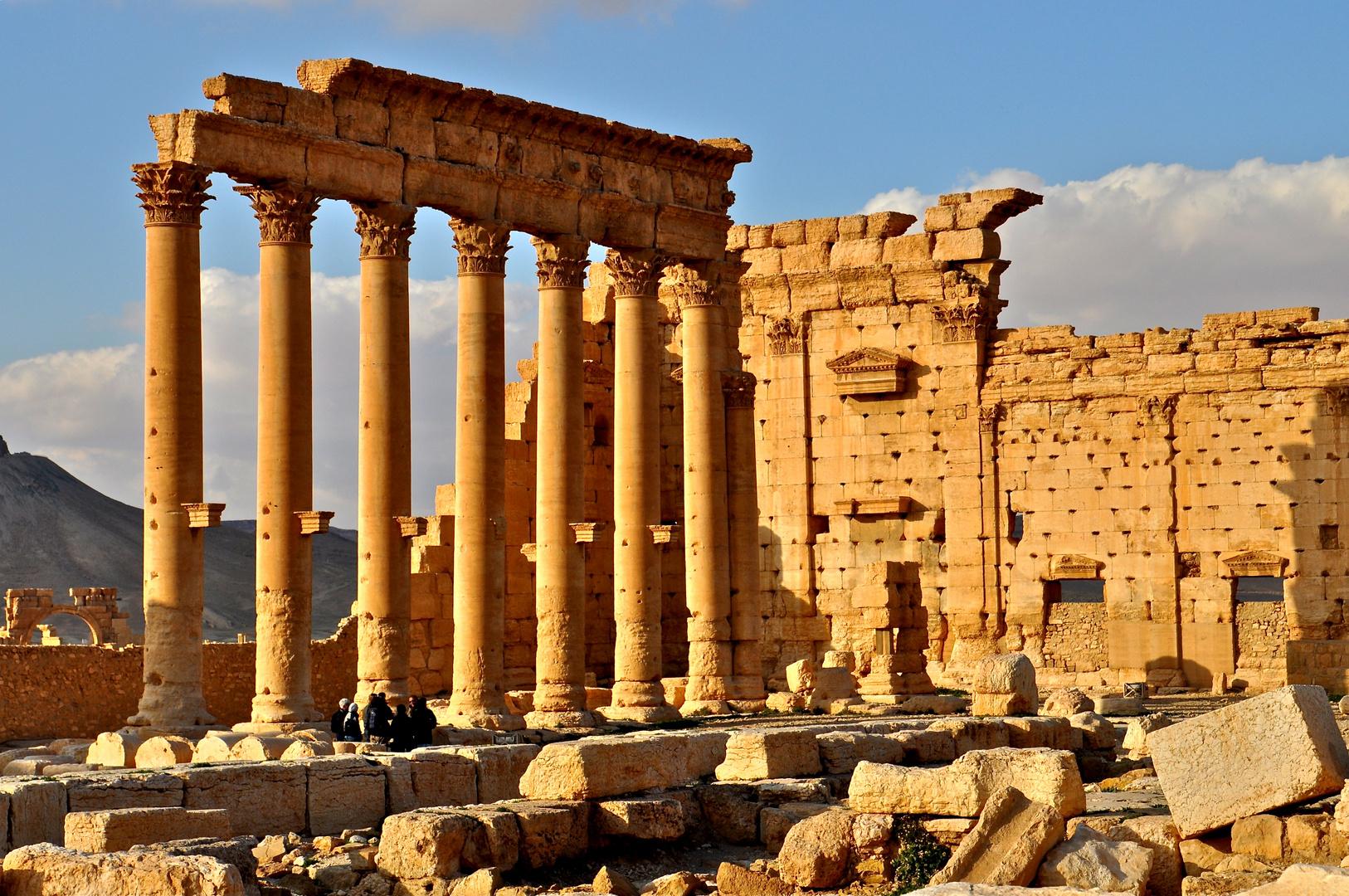 Colonne a Palmyra