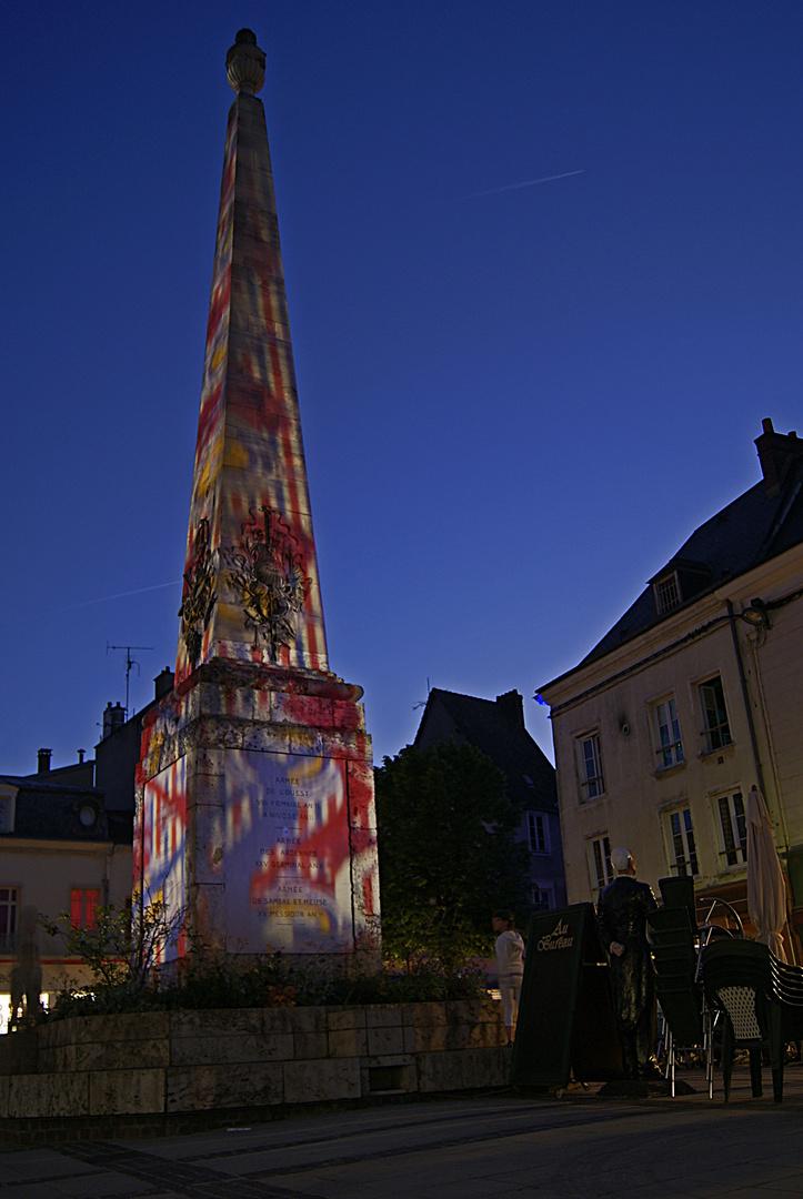 colonne, Chartres