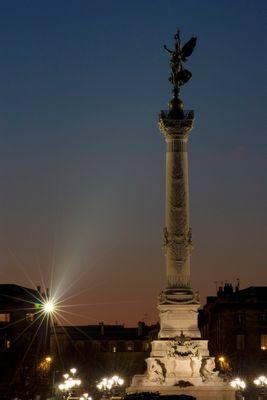 Colonne des girondins - Bordeaux
