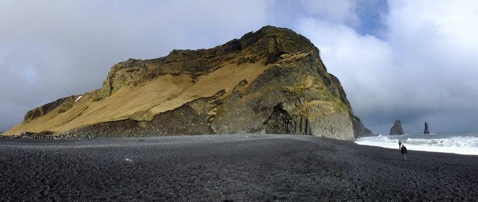 Colonnes basaltiques cote sud