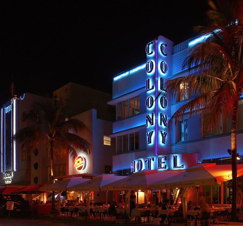 COLONY HOTEL - MIAMI