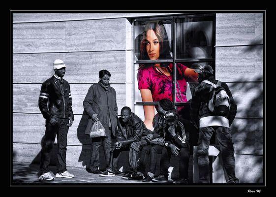 Color en la calle (II)