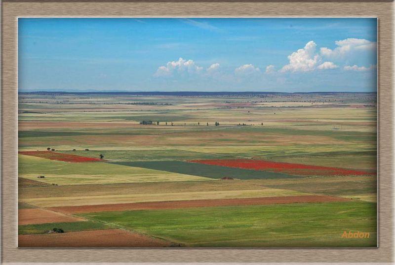 Color en la meseta
