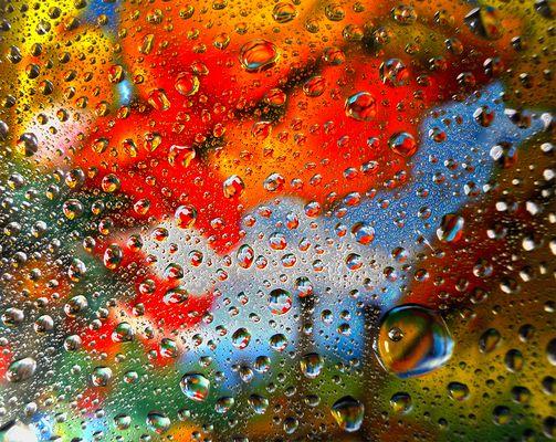 Color tras el cristal