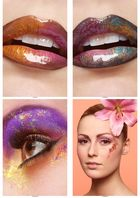 color your lips...