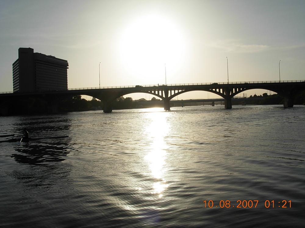 Colorado River - Austin, TX