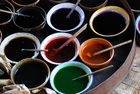 colorare le sete