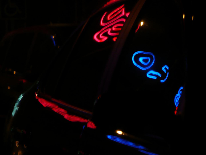 colores nocturnos