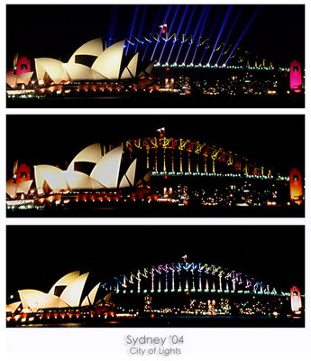 Colorful Sydney