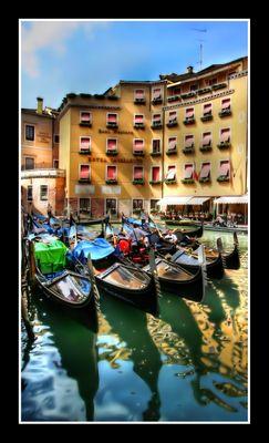 Colori a Venezia
