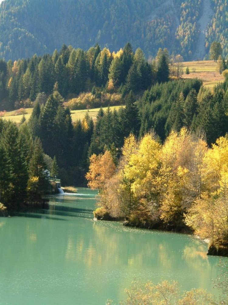 Colori d'autunno in Trentino