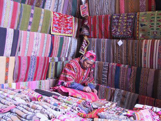 colori del Perù