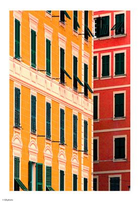 ..colori di Camogli..