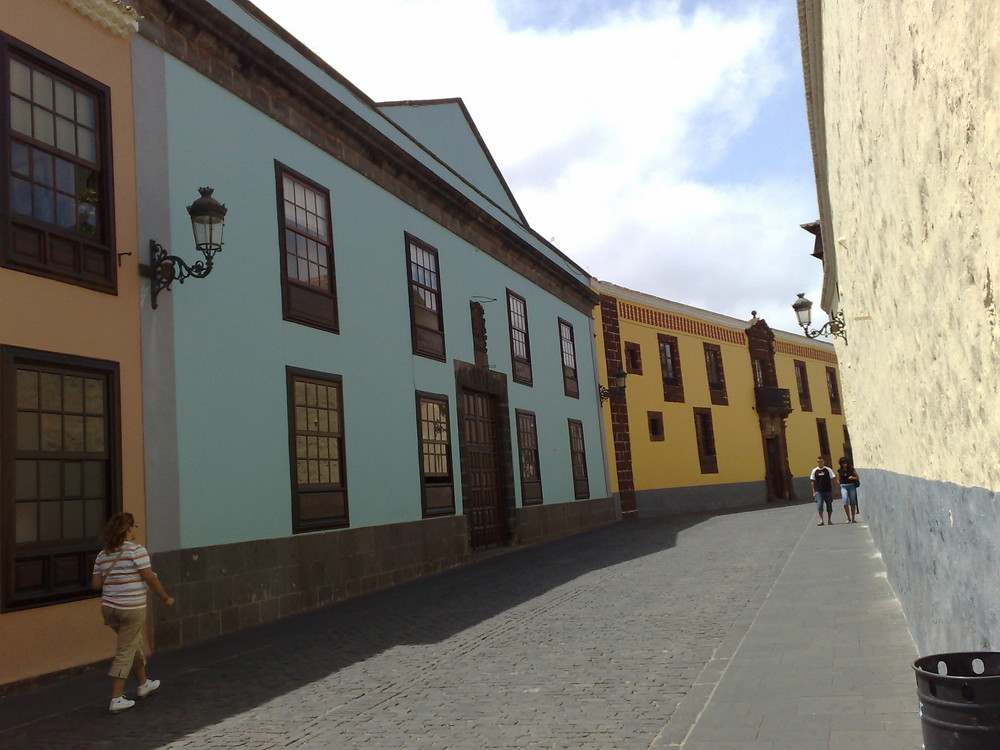 colori di Tenerife
