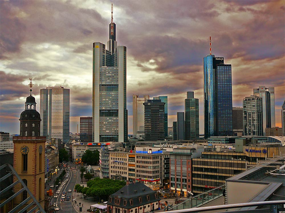 Colors of Frankfurt