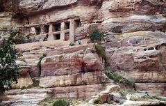 colors of Petra