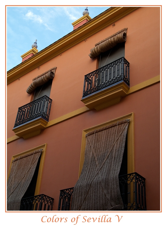 Colors of Sevilla V