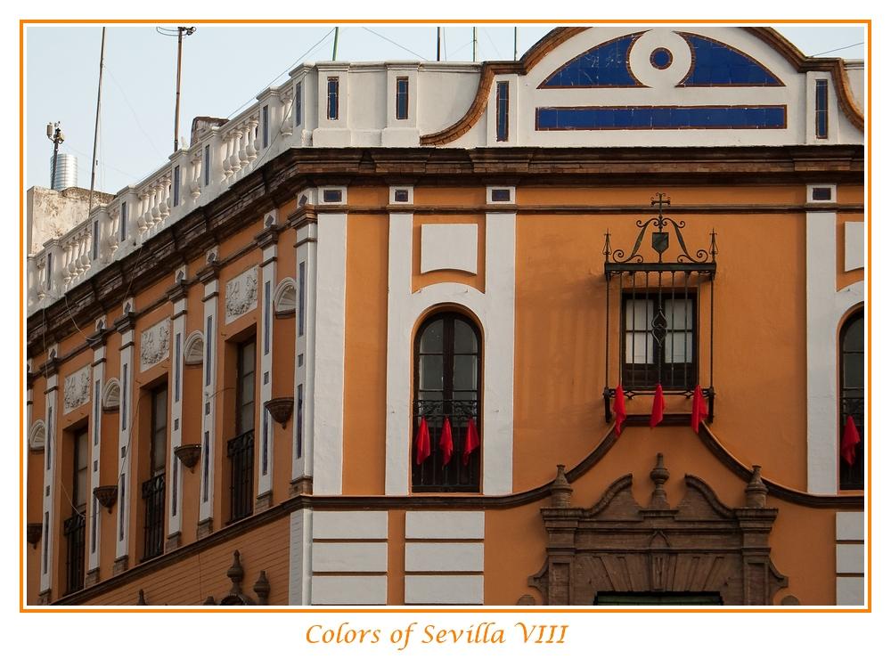 Colors of Sevilla VIII