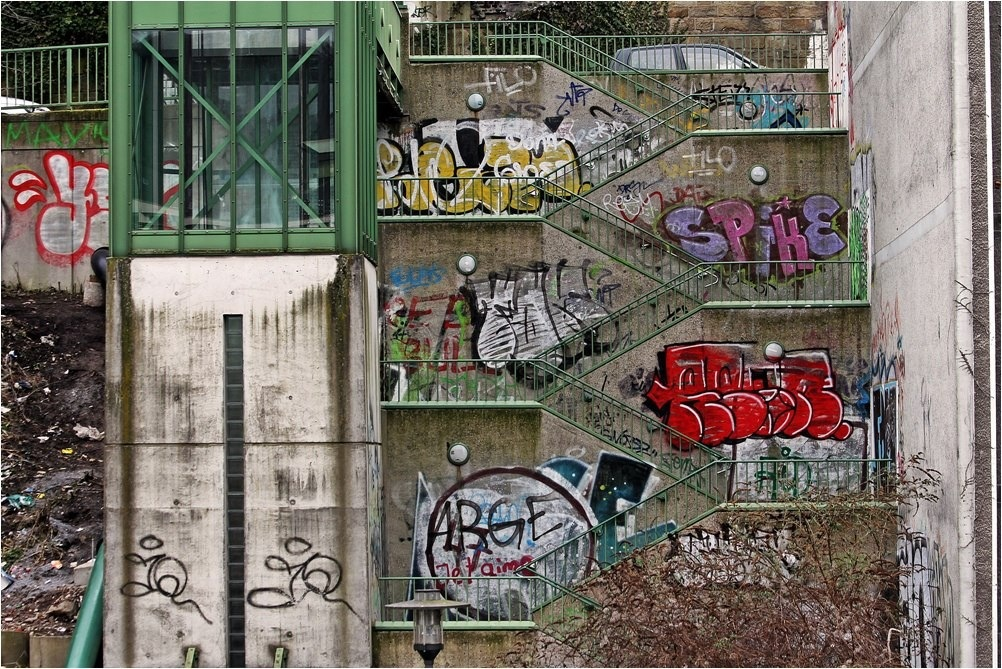 Colors of Wuppertal