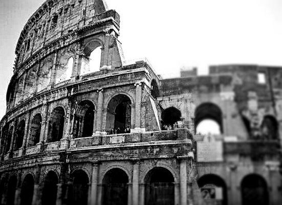 Colosseum Black&White