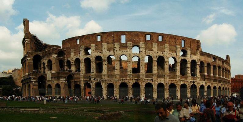 Colosseum in Rom