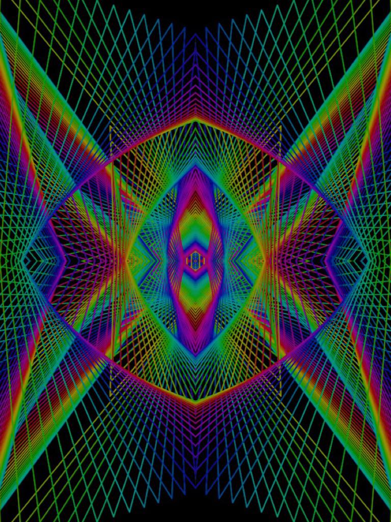 Colour maze