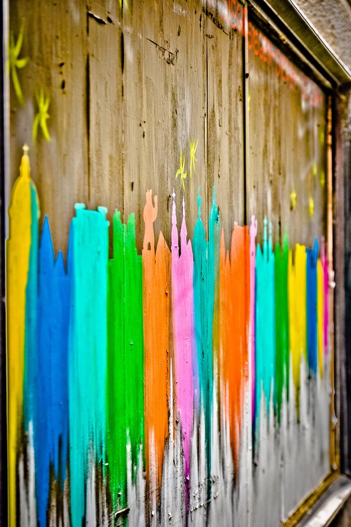 Colour up your city