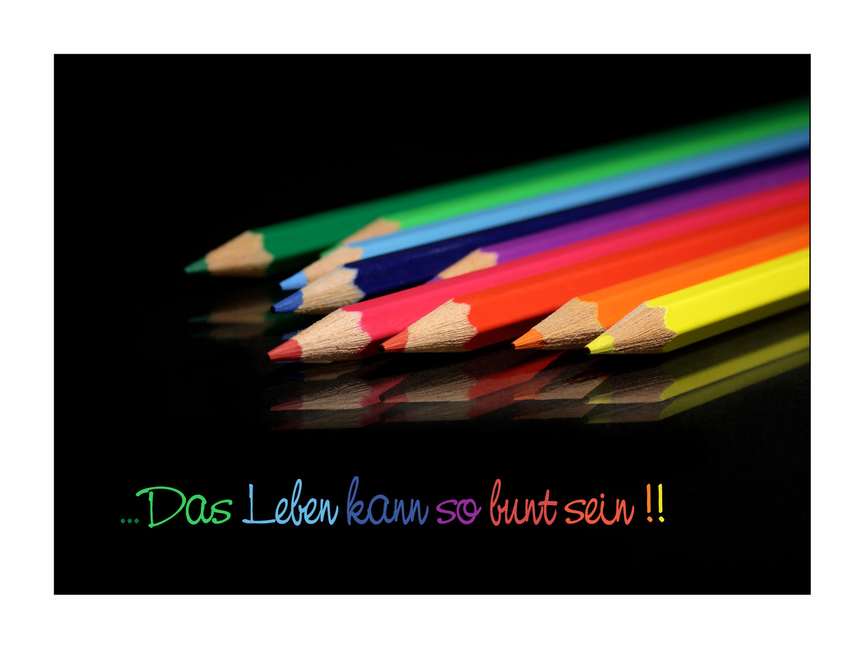 Colour your Life!