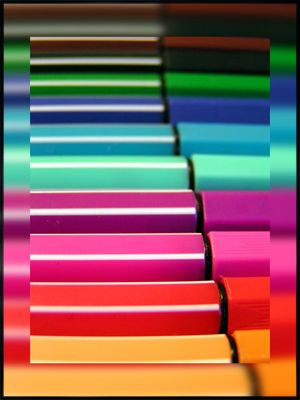 Colour your life!!!