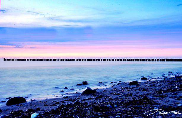 Coloured Baltic Sea