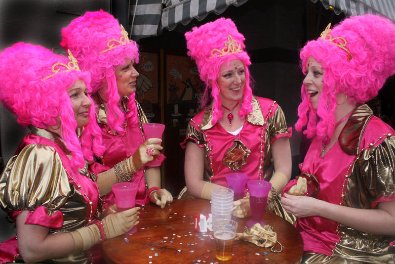 coloured girls