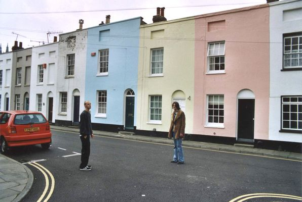 Coloured Homes