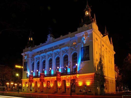 Coloured Nightlight Savoy