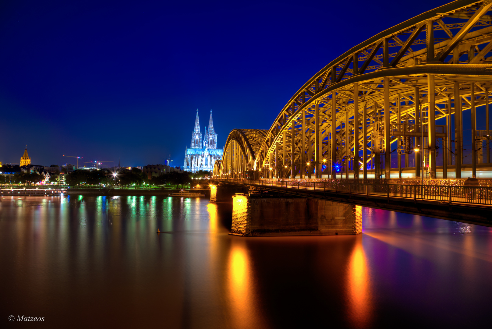 Colourful Cologne