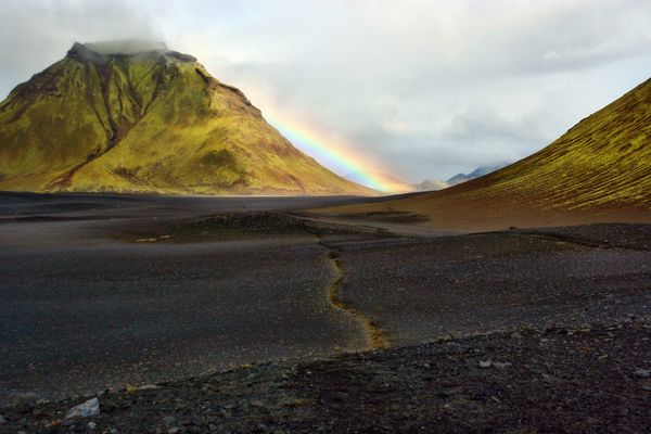 Colourful Iceland