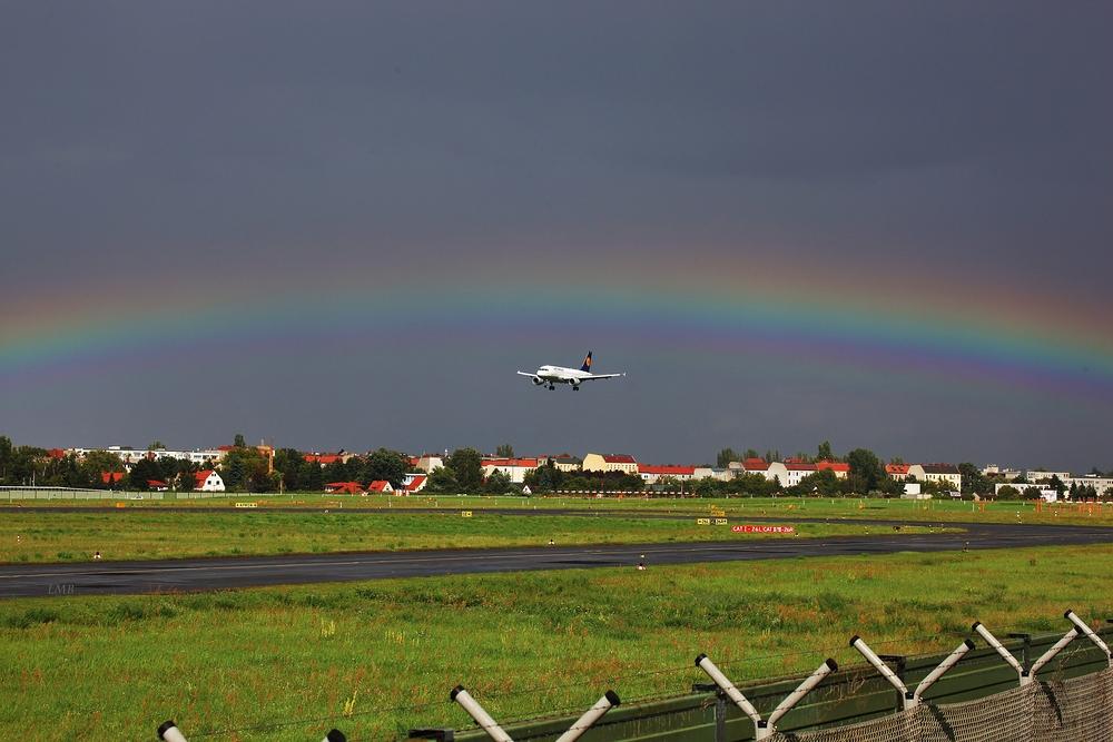 Colourful Landing