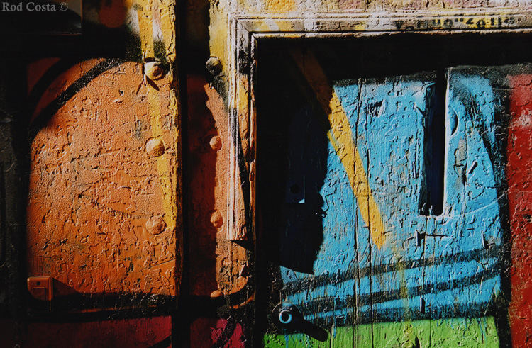 Colours also age