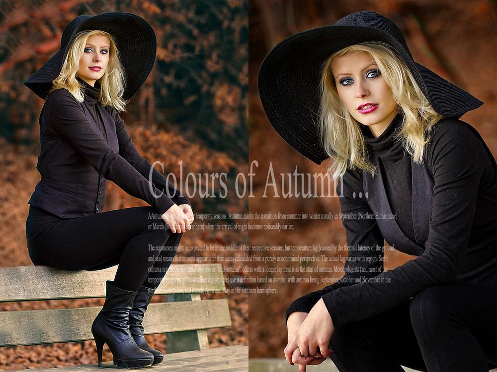 Colours of Autumn ...