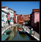 Colours of Burano 3