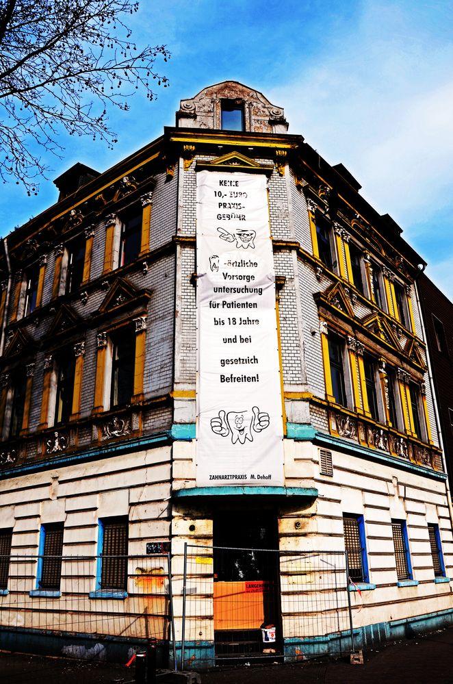 Colours of Duisburg 11 - Letzte Praxis vor dem Abriss